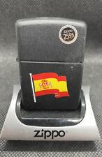 Zippo Lighter Unfired Flag Series