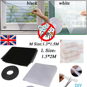 For Window Insect Screen Mesh Net Fly Bug Mosquito Moth Door Netting Net Cover