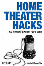 Home Theater Hacks: 100 Industrial-Strength Tips & Tools-ExLibrary