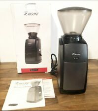 Baratza Encore Coffee Grinder Conical Burr Model 1EP1SP Works Great