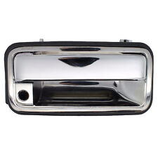 Door Handle Exterior Chrome Plated Metal Right RH for Chevy GMC C/K Suburban