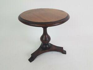 Very rare early 19th Century Georgian miniature apprentice piece pedestal table