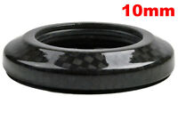 "1-1/8"" OMNI Racer WORLDS LIGHTEST Integrated Headset Conical Carbon Spacer 10mm"