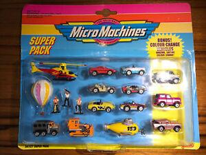 Galoob Micro Machines Super Pack 1994
