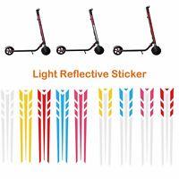 Light Reflective Sticker Tags Paster Decals for Ninebot Segway ES1 ES2 ES3 ES4