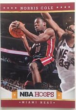 Norris Cole Guard Miami Heat #247 2011-2012 Panini 9 Original Single