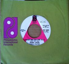 SOUL - BUNNY SIGLER - EVERYBODY NEEDS GOOD LOVIN PT. 1 & 2 -PHIL. INT. -PROMO 45