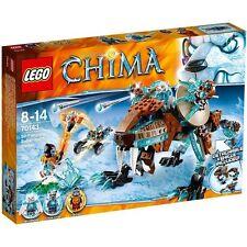 70143 SIR FANGAR'S SABER-TOOTH WALKER lego legos set NEW sealed CHIMA stealthor