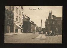 Denmark ODDER Rosedsgade c1910/20s? PPC