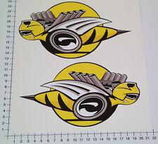 XXL SUPER BEE BUMBLEBEE 2 Stück Aufkleber Sticker Groß Dodge Transformers Big 5