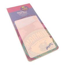 Nevera Magnético Bloc de notas Marmite Pastel lista De Compras Planificador de Cocina Hogar
