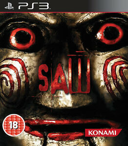 Saw The Video Game ~ PS3 (in Good Condition)
