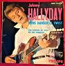 45 TOURS EP JOHNNY HALLYDAY. VIENS DANSER LE TWIST.1961