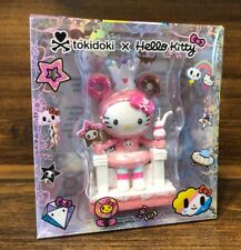 TOKIDOKI X HELLO KITTY QUEEN DONUTELLA COLOR VARIANT HOT TOPIC EXCLUSIVE LE MINI