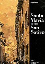 Giorgio Lise = SANTA MARIA PRESSO SAN SATIRO