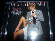 ROD STEWART Stardust... The Great American Songbook III  CD – Like New
