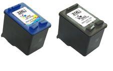 Cartuchos de tinta remanufacturados HP 21XL 22XL compatible HP Deskjet F series