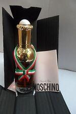 Moschino  2.5 oz EAU DE TOILETTE  Vintage NIB