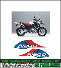 kit adesivi stickers compatibili r 1200 gs 30 anniversary edition adventure