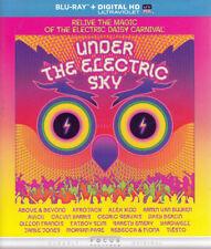 Under the Electric Sky (Blu-ray + DIGITAL HD U New Blu