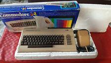 commodore 64 C64 biscottone computer retrocomputer vintage PER RICAMBI