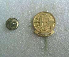 IWF (Internatioal Weightlifting Federation) -AUDITOR pin