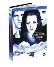 BREAKING DAWN PARTE 2 DIGIBOOK  2 DVD    FANTASTICO