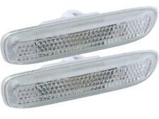 Ultra Intermitente Lateral Luces Par Claro para Bmw 3 Serie E46 98-01