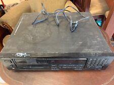 Kenwood Dp-M6630 Multi Disc Cd Player For Parts Or Repair