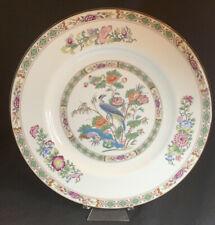 """Wedgwood Kutani Crane Dinner Plate 10 1/2"""" NICE Multiples"""