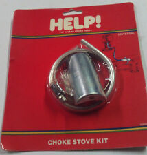 Carburetor Choke Tube Repair Kit - Replace Broken or Burnt Tubes - Choke Stove