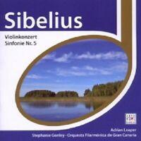 ADRIAN LEAPER - ESPRIT/VIOLINKONZERT,SINFONIE NR.5  CD NEW