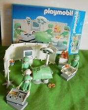 Vintage Playmobil playset, Hospital Surgery, No:3459. 1985 W. Germany complete
