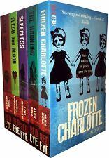 Red Eye Series Collection 5 Books Set Flesh and Blood, Bad Bones, Sleepless