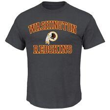 Men s Big   Tall NFL Washington Redskins Heart Soul Adult Tee Shirt XXXL ... 754f4cae8