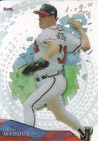 2014 Topps High Tek Spiral Bricks #HT-GM Greg Maddux Atlanta Braves