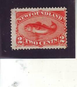 Britische Kolonie Kanada Canada New Foundland 1887/96 Mi.Nr. 37 ohne Gummi
