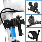 Adapter Water Cup Holder Bike Bottle Cage 360 Degree Rotation Handlebar Mount