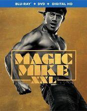 MAGIC MIKE XXL****BLU-RAY****REGION FREE****NEW & SEALED