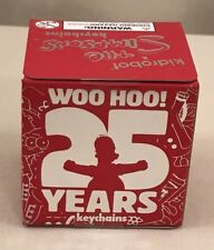 The Simpsons 25th Anniversary Kidrobot Key Chain - Mystery box New Unopened