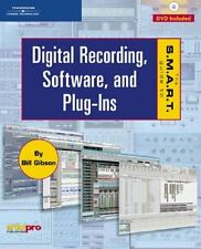 """THE S.M.A.R.T. GUIDE TO DIGITAL RECORDING, SOFTWARE, AND PLUG-INS"" BOOK/DVD-NEW"