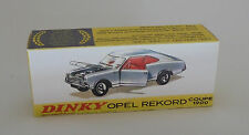 Repro box Dinky nº 1405 Opel Rekord Coupe