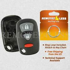 2003-2013 Grand Vitara 2004-2006 XL-7 Key Fob Keyless Entry Remote Shell Case /& Pad fits Suzuki 2005-2007 Aerio Set of 2 2007-2013 SX4