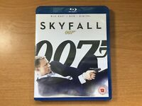 Skyfall (Blu-ray, 2013) FAST POST