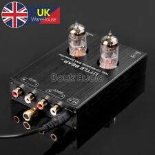 Nobsound Mini Valve Tube Phono Stage MM Turntable Preamplifier HiFi Audio PreAmp