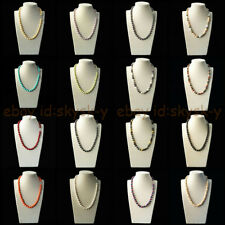 Wholesale 8mm Multi-Color South Sea Shell Pearl Round Beads Necklace 18''
