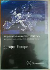 MERCEDES NAVIGATION DVD COMAND APS 2016 EUROPA NTG 4-212 E-Klasse hellviolett