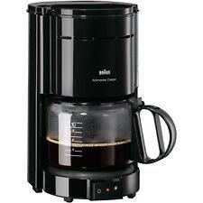 BRAUN KF 47/1 Aromaster Classic, Kaffeemaschine, Schwarz