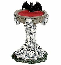 Lemax 54908 BAT BATH Spooky Town Accessories Halloween Decor Batbath Accessory I
