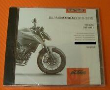 Werkstatthandbuch Reparaturanleitung  KTM 790 DUKE , 790 DUKE L